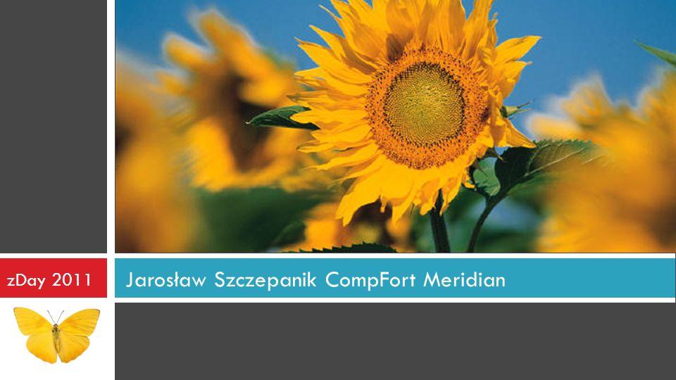 zDay 2011 Jarosław Szczepanik CompFort Meridian