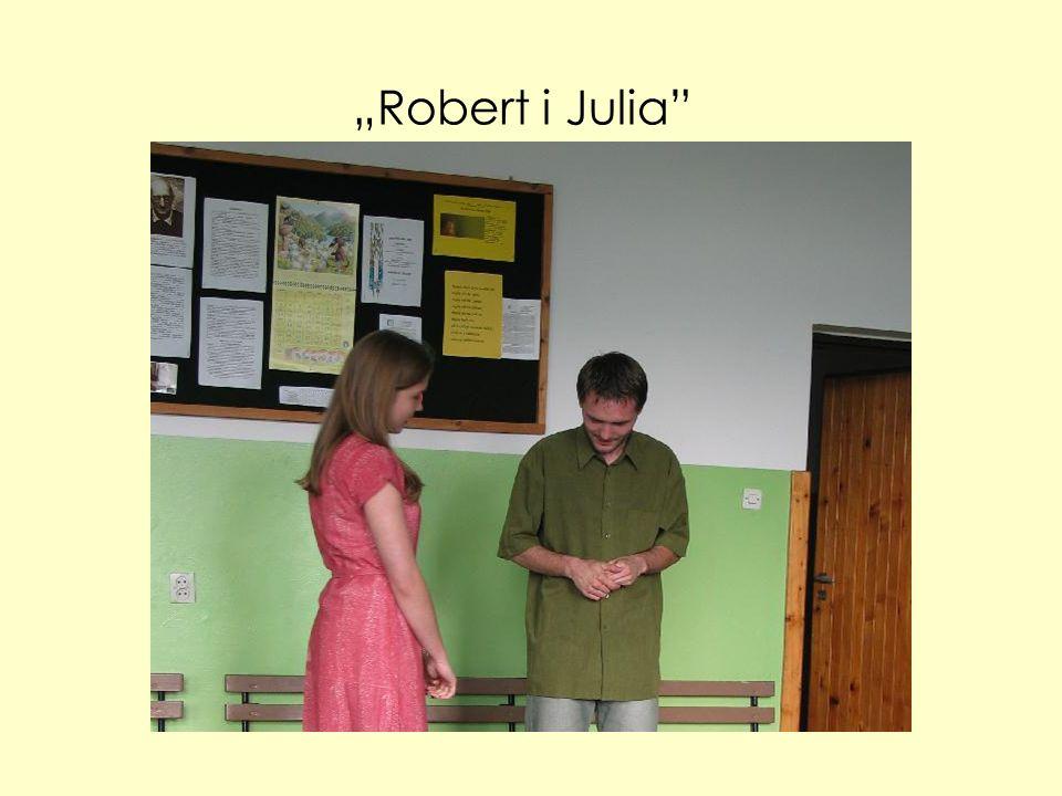 Robert i Julia