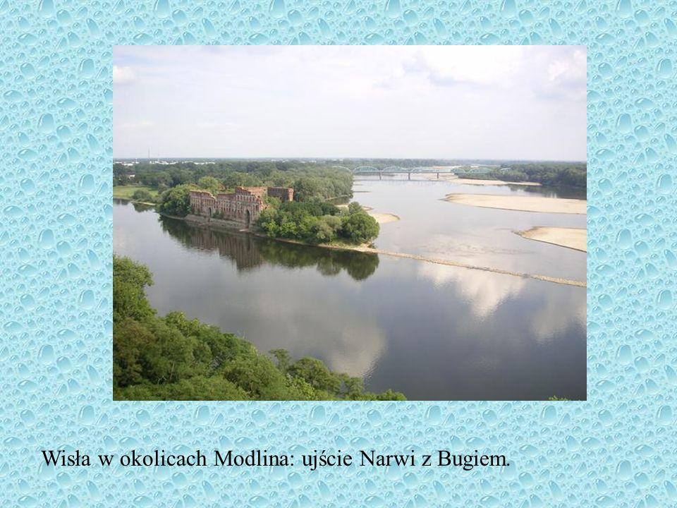Rzeki w Polsce do zlewiska Morza bałtyckiego należy 99,7% rzek do zlewiska Morza Czarnego należy 0,2% rzek do zlewiska Morza Północnego należy 0,1% rz