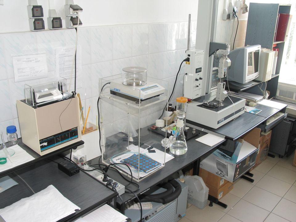 PN-EN ISO/IEC 17025/2001 4.1.5.