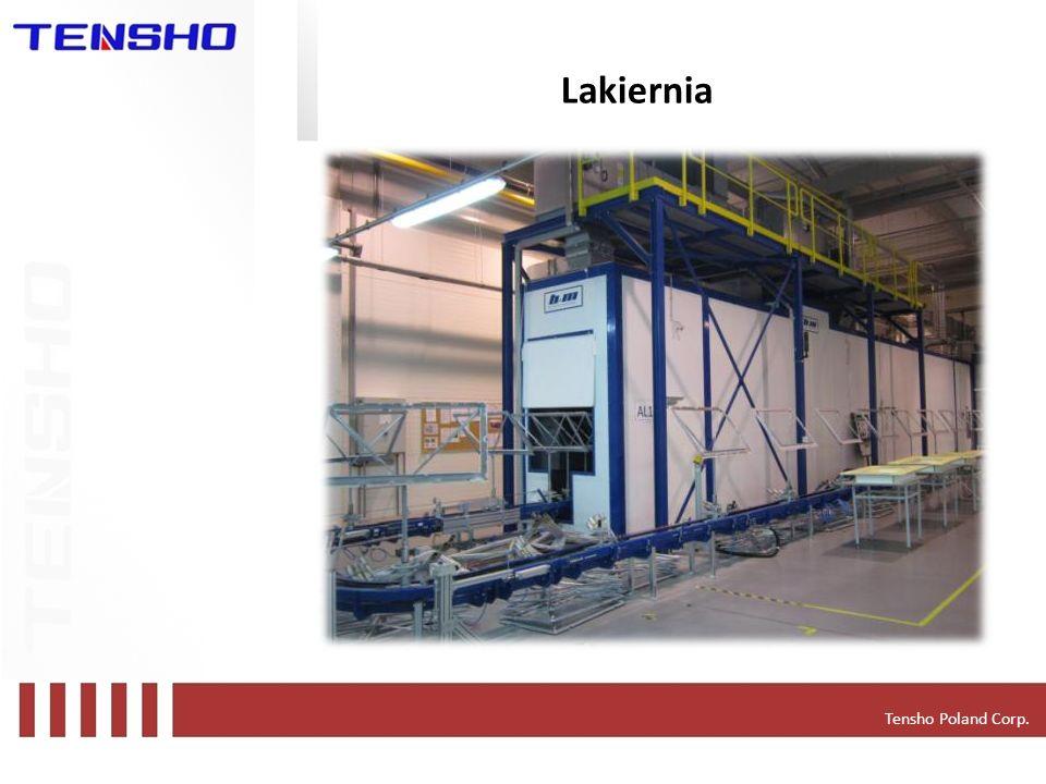 Tensho Poland Corp. Lakiernia