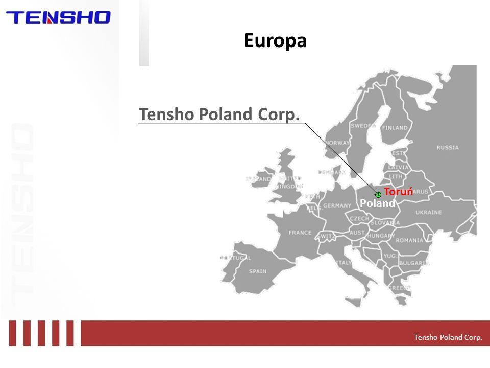 Europa Poland Toruń Tensho Poland Corp.