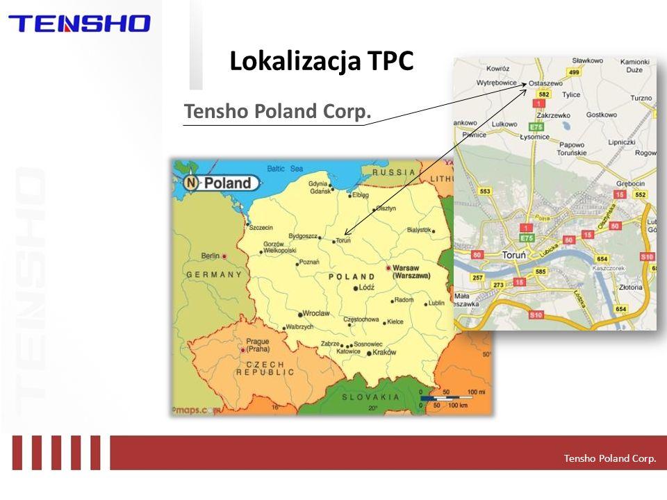 Lokalizacja TPC