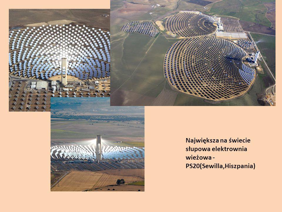 Stawy Cieplne Energię słoneczną można również wykorzystać przy użyciu tak zwanych stawów cieplnych.