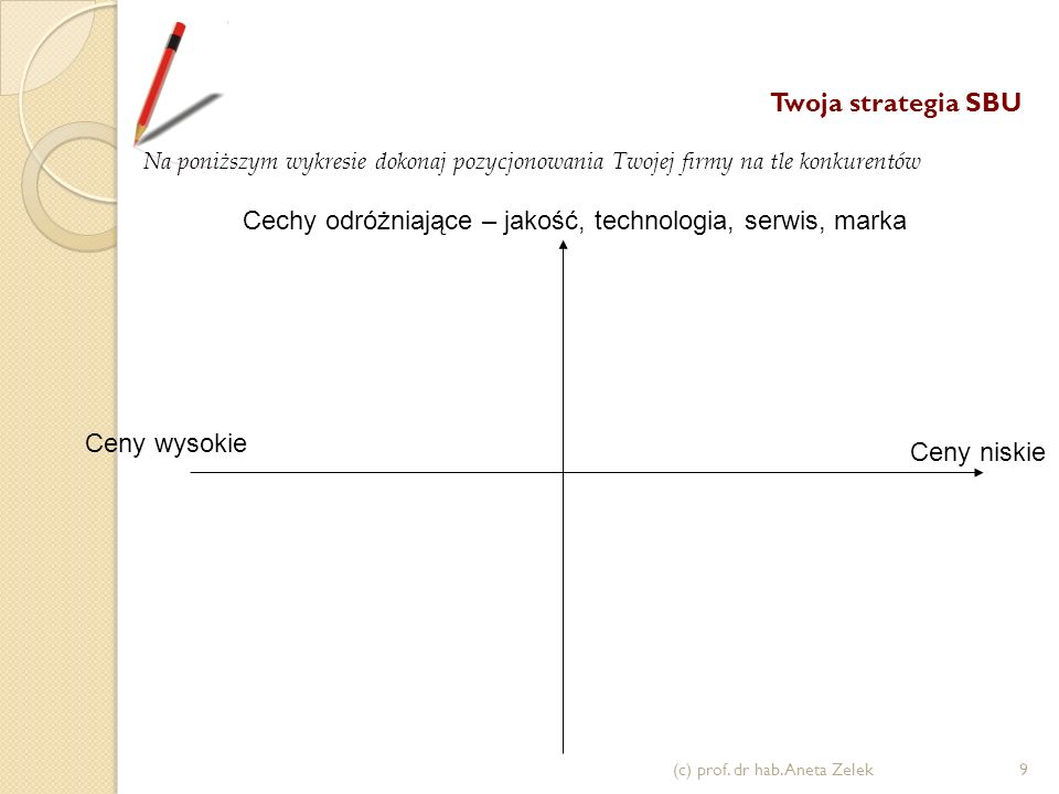Struktura sukcesu (c) prof. dr hab. Aneta Zelek49