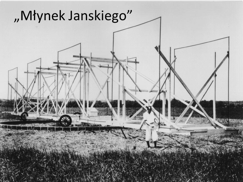 Karl Jansky w Bell Labs Najmłodszy z rodziny Janskych został zatrudniony w Bell Labs (częściowo za wstawiennictwem swego starszego brata). Nakazano mu