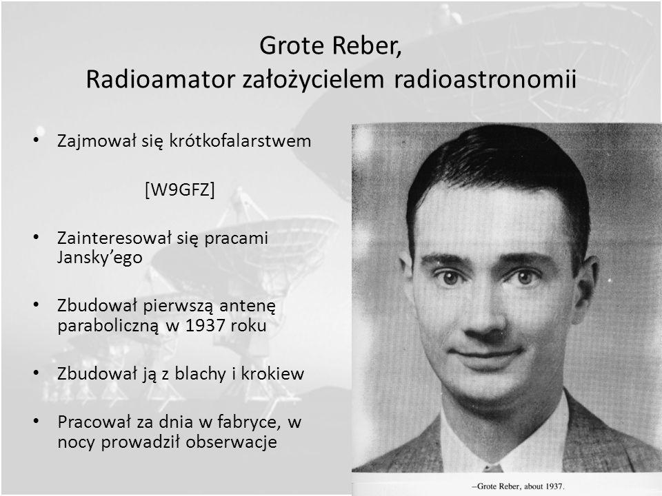 Jansky – ojciec radioastronomii? Mógł zaobserwować Słońce, ale mu się to nie udało. Dlaczego? Dlatego, że prowadził obserwacje w czasie minimum aktywn