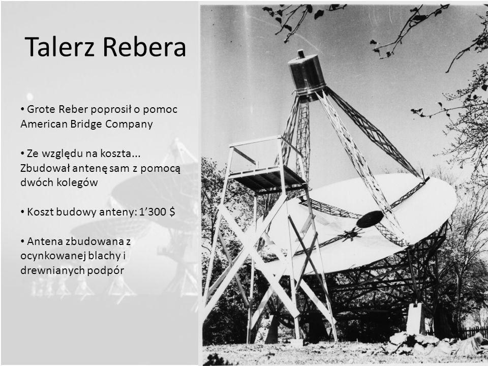 Jak to Reber obserwował