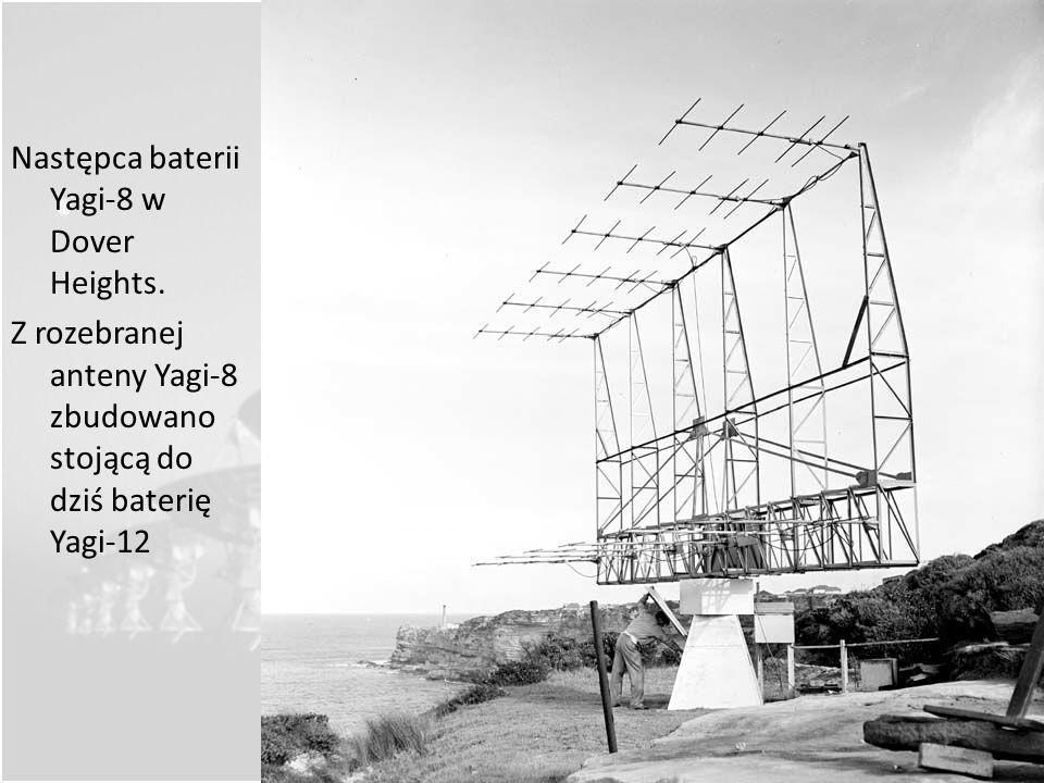 Antena zbudowana w 1951 roku