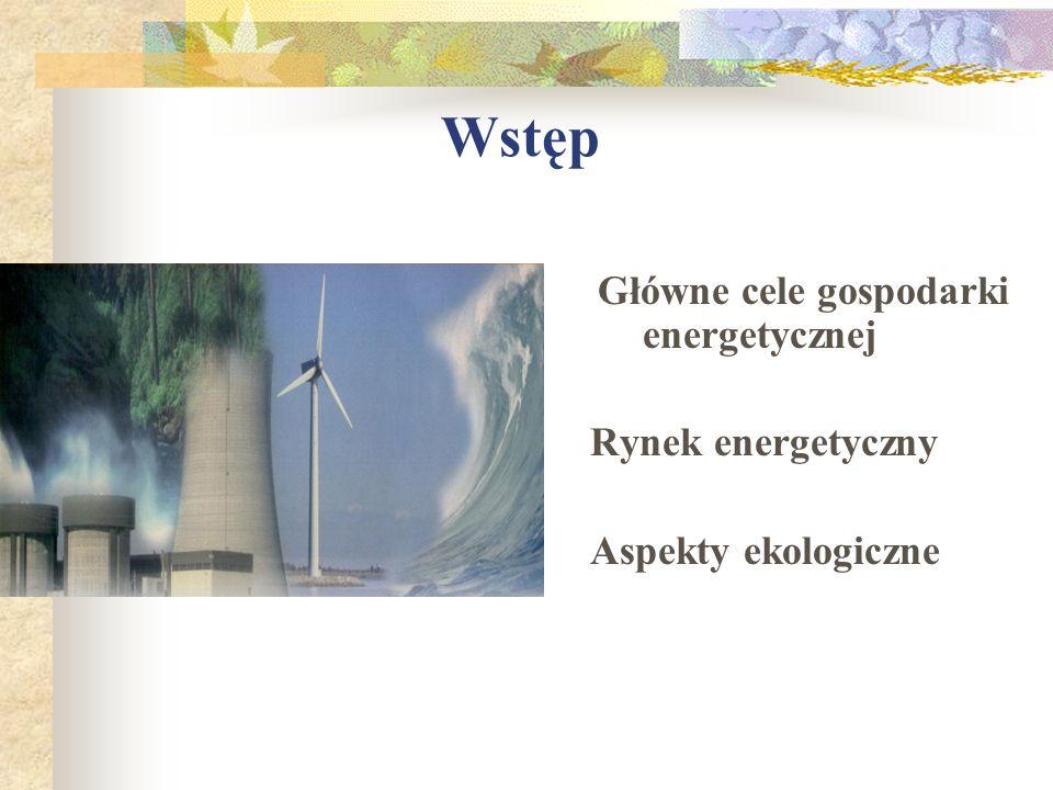 Struktura prezentacji Wstęp Energetyka w Polsce i Europie Pakiet energetyczny Rada na rzecz Zrównoważonego rozwoju Gospodarki Energetycznej Miasta Częstochowy Politechnika Częstochowska –edukacja i badania w obszarze energetycznym Podsumowanie