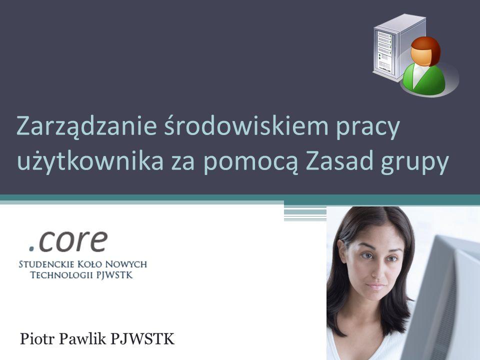 Narzędzie Group Policy Modeling System Windows Server 2003 umożliwia symulowanie wdrażania obiektów GPO dla użytkowników oraz komputerów przed ich zastosowaniem.