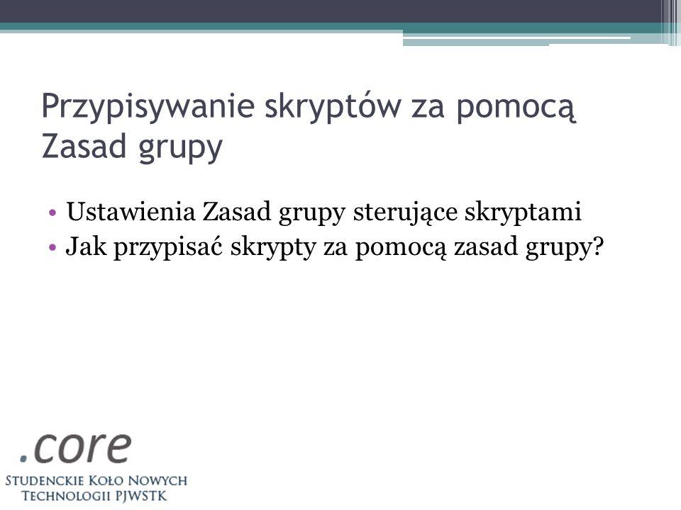 .core | Grupa Inżynierów Systemowych PJWSTK