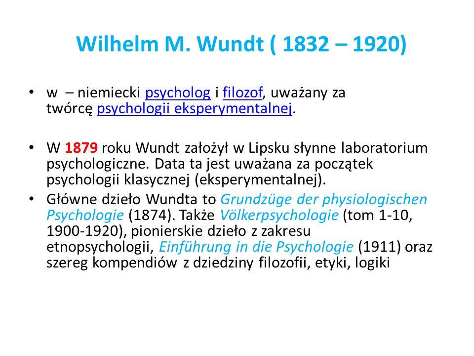 Wilhelm M.