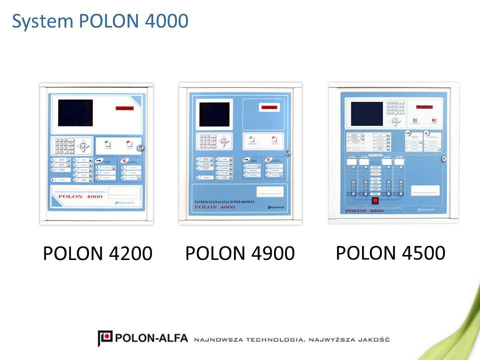 System POLON 4000 POLON 4200 POLON 4900 POLON 4500