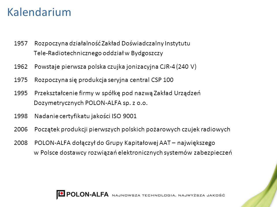 Badanie wpływu zakłóceń - EMC Wszystkie nowo opracowywane w firmie POLON-ALFA urządzenia, przed przekazaniem do certyfikacji, poddawane są szczegółowym badaniom na zgodność obowiązującymi normami