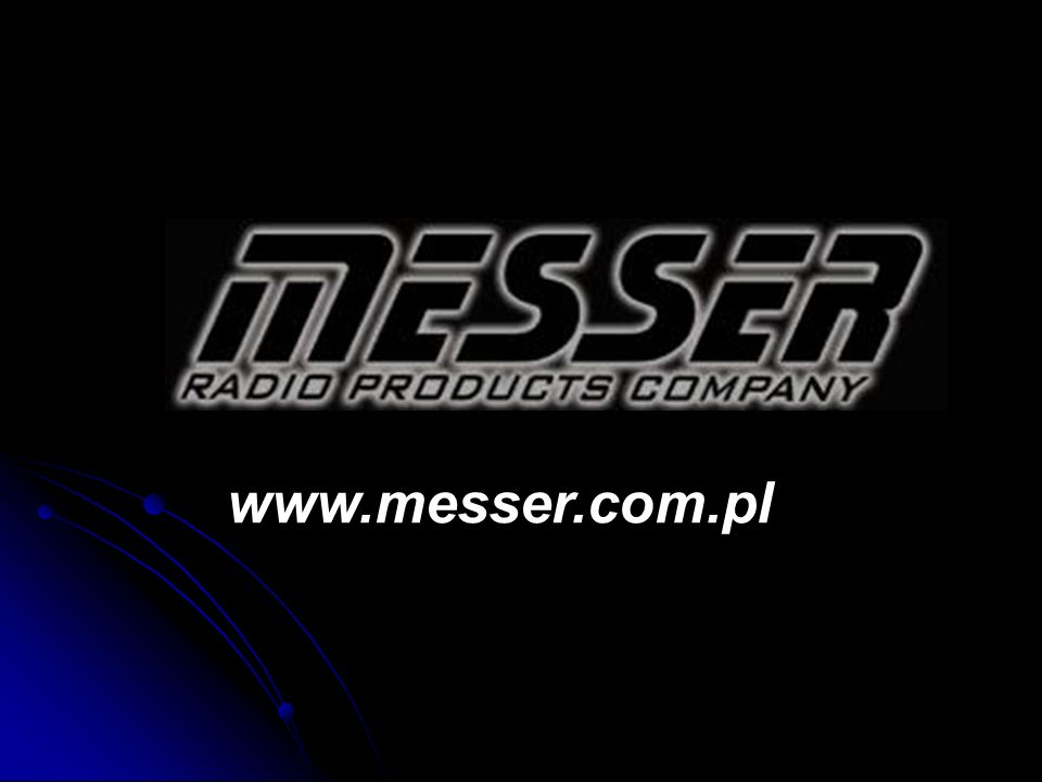 Firma MESSER Spółka Jawna jest polską firmą produkcyjną.