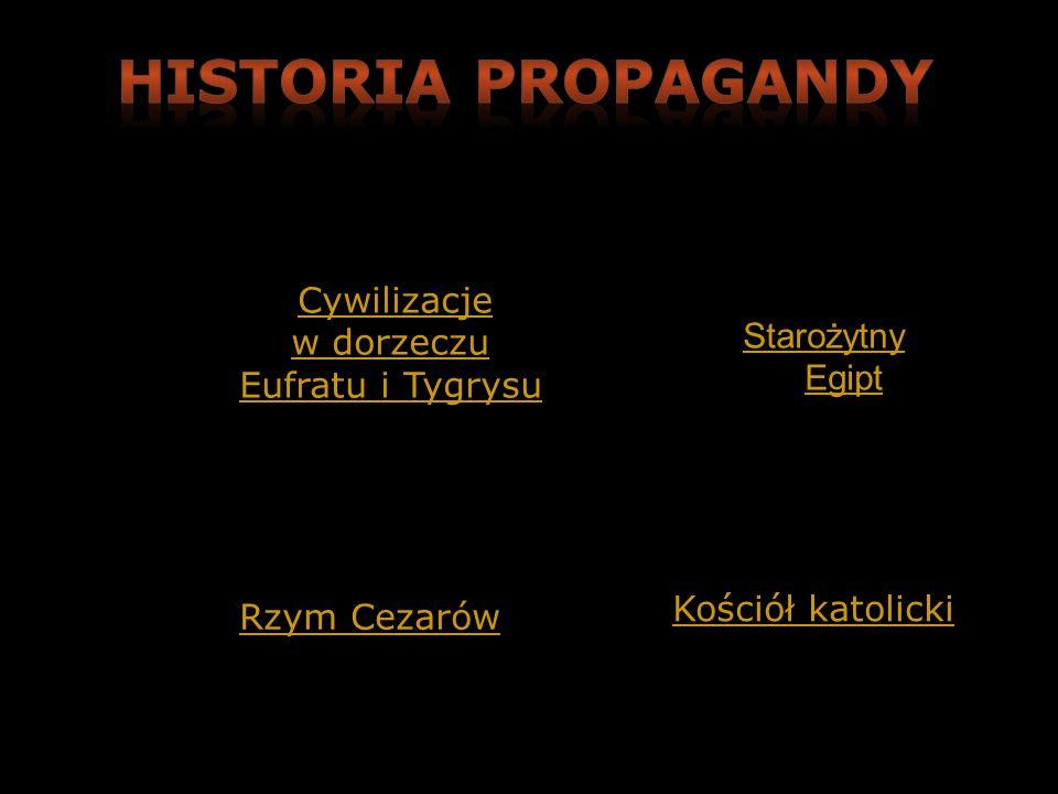 Cywilizacje w dorzeczu Eufratu i TygrysuCywilizacje w dorzeczu Eufratu i Tygrysu Starożytny Egipt Rzym Cezarów Kościół katolicki