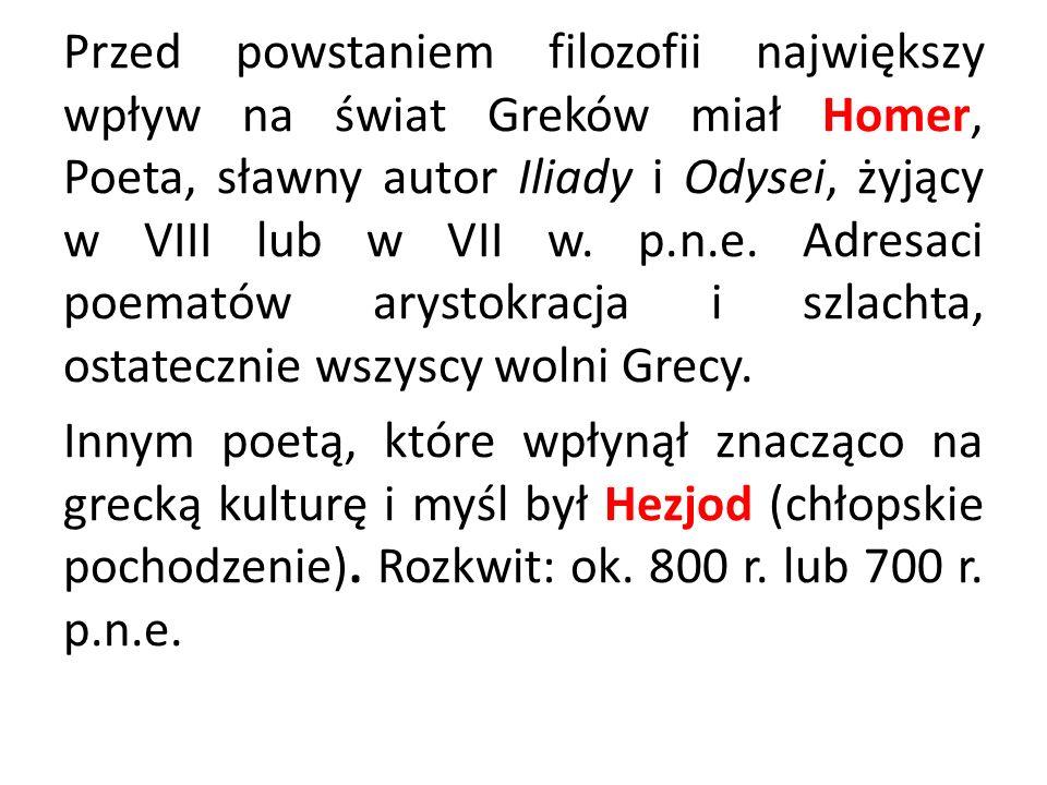 Przy okazji warto uświadomić sobie wieloznaczność słownictwa klasycznej greki i trudność jaką sprawiają tłumaczom teksty filozoficzne powstałe w tym języku.
