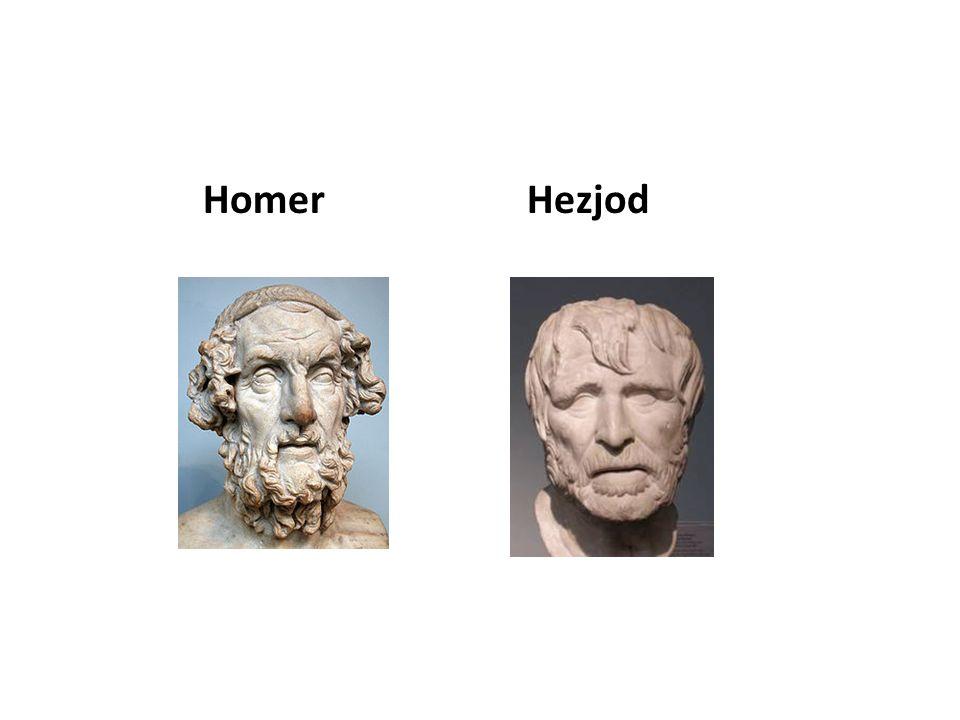 Homer Hezjod