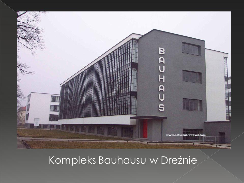 Kompleks Bauhausu w Dreźnie