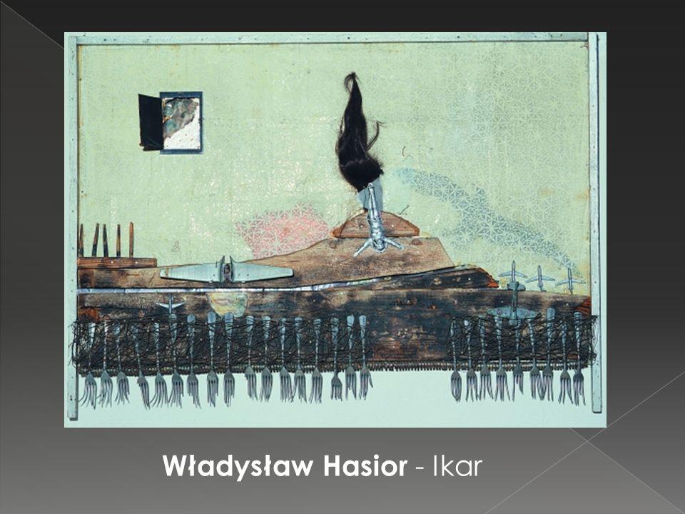 Władysław Hasior - Ikar