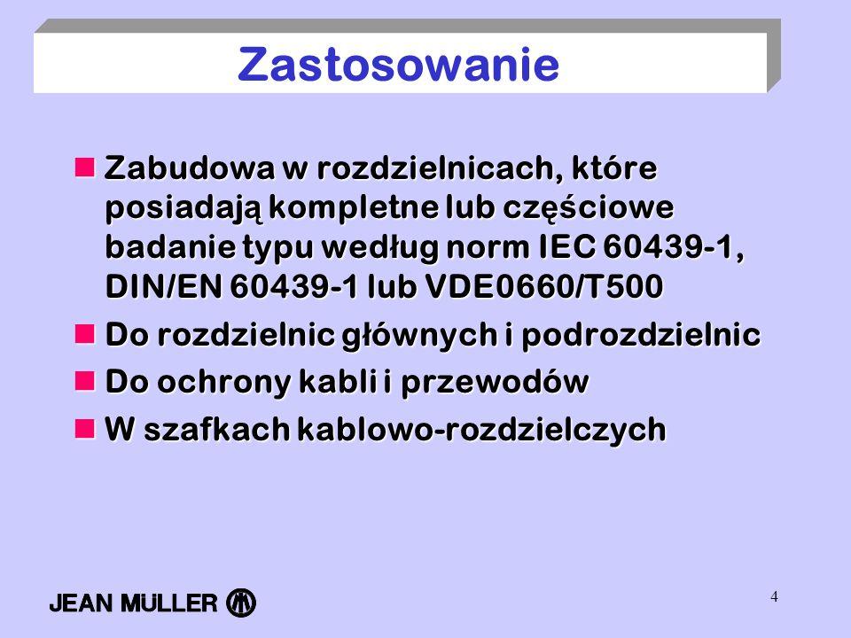 15 Listwowy roz łą cznik bezpiecznikowy typu SL Przek ł adniki dla wielko ś ci 1-3 Przek ł adniki dla wielko ś ci 1-3 Prze ł o ż enie 1A i 5A Prze ł o ż enie 1A i 5A Klasa 1 i 0,5 oraz 0,5S Klasa 1 i 0,5 oraz 0,5S Firma MBS Typ 31.3Firma MBS Typ 31.3 Firma Ritz KSO Gr.1Firma Ritz KSO Gr.1