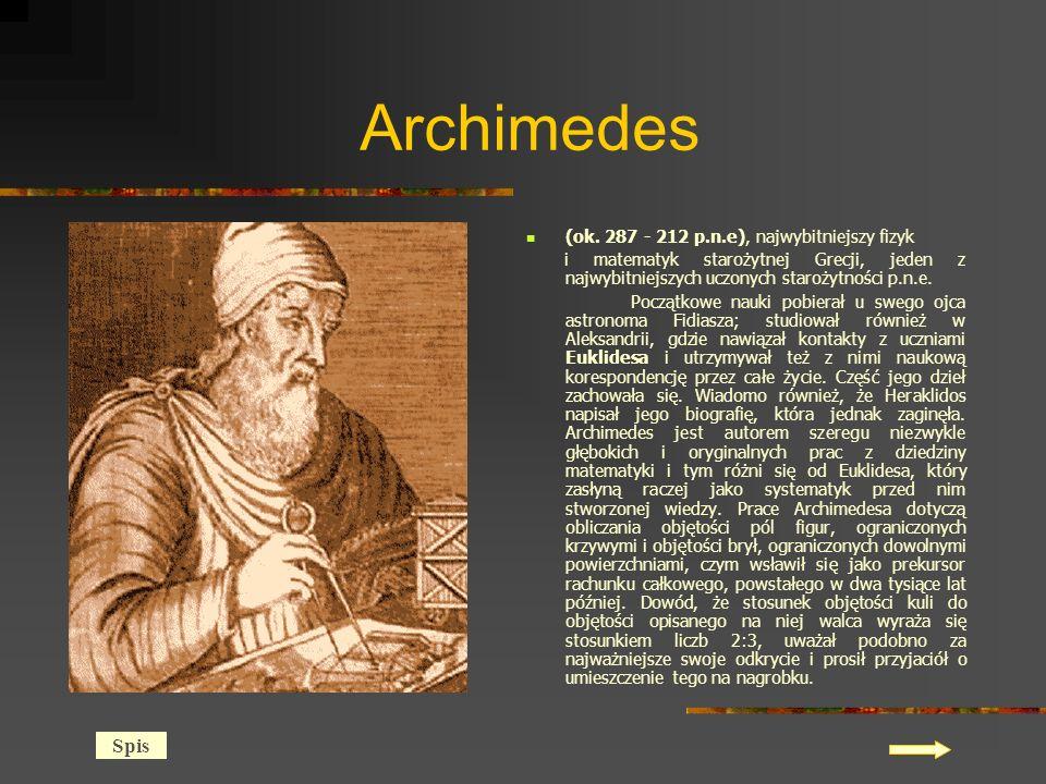 Archimedes (ok.