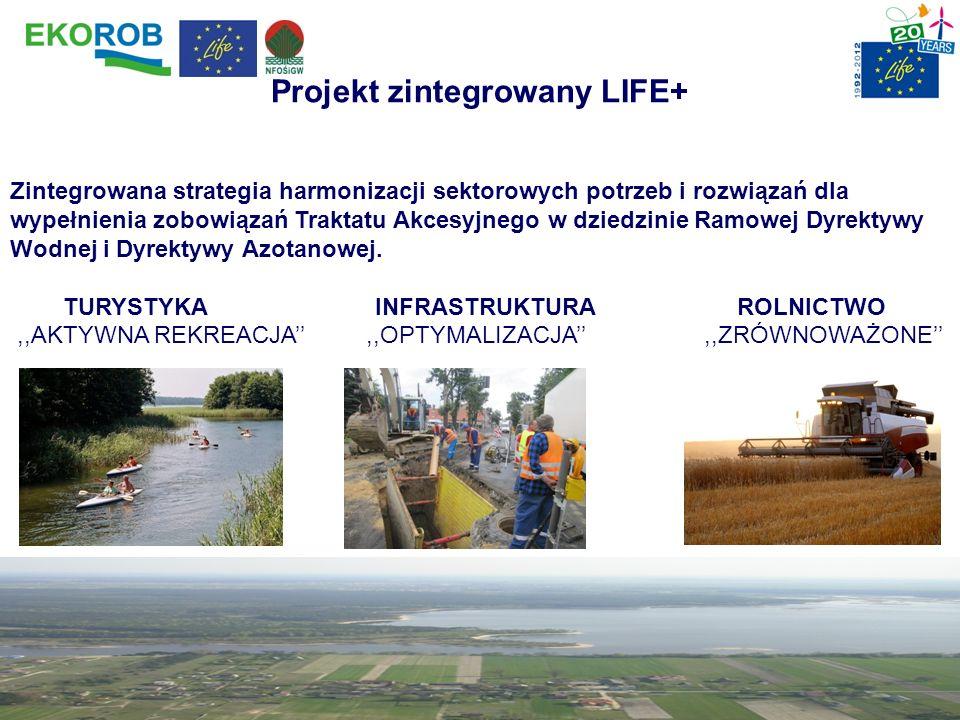 Projekt zintegrowany LIFE+ Zintegrowana strategia harmonizacji sektorowych potrzeb i rozwiązań dla wypełnienia zobowiązań Traktatu Akcesyjnego w dzied