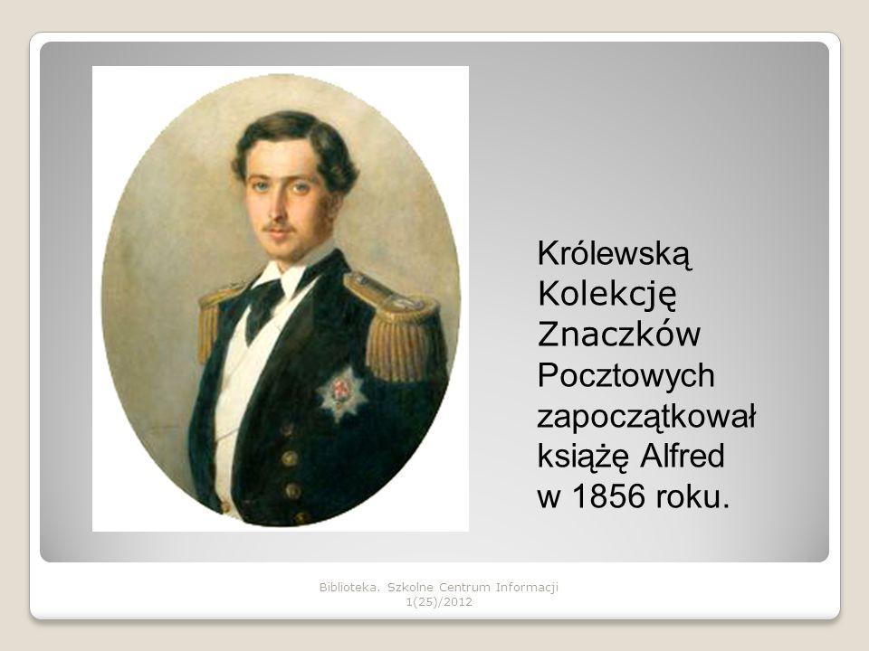 Kolekcjonerem był także jego starszy brat – późniejszy król Edward VII.