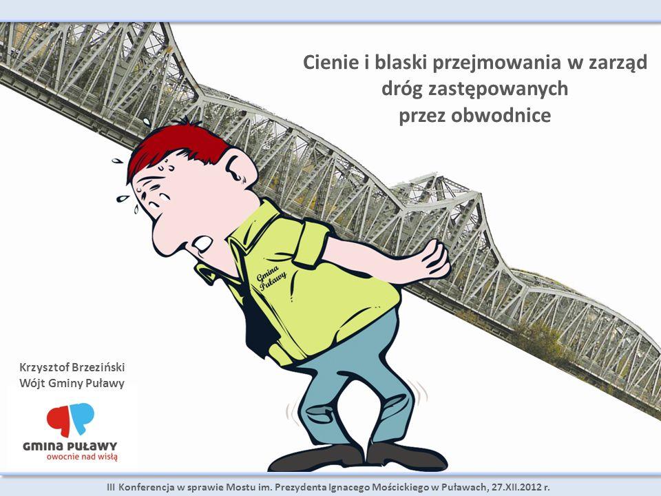 III Konferencja w sprawie Mostu im. Prezydenta Ignacego Mościckiego w Puławach, 27.XII.2012 r.
