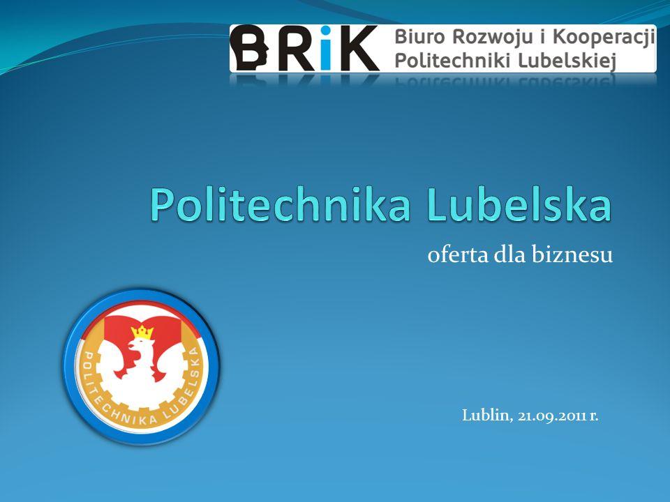 oferta dla biznesu Lublin, 21.09.2011 r.