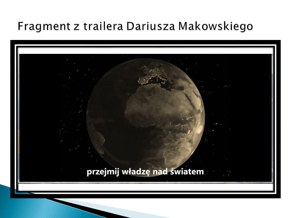 Sala wykładowa Instytutu nr 344 - Projekcja multimedialna informująca o kierunku studiów - Film reklamujący Instytut autorstwa Dariusza Makowskiego - Wykład dr.