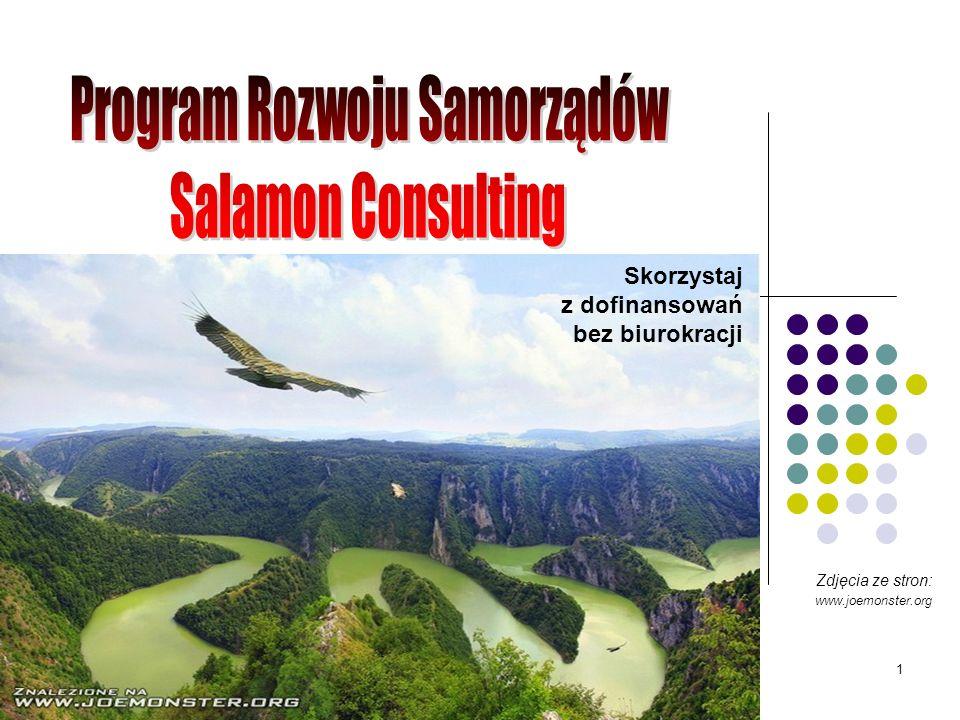 1 Zdjęcia ze stron: www.joemonster.org Skorzystaj z dofinansowań bez biurokracji