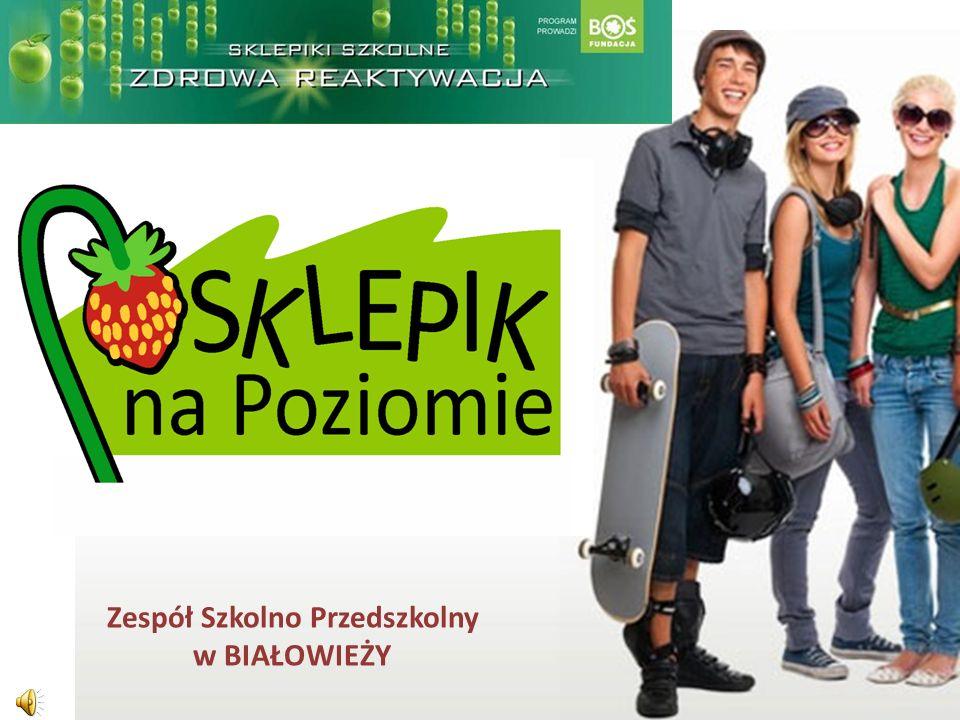 Nazwę sklepiku wymyślił nasz zespół a logo stworzył dr Tomasz Samojlik z Instytutu Biologii Ssaków PAN