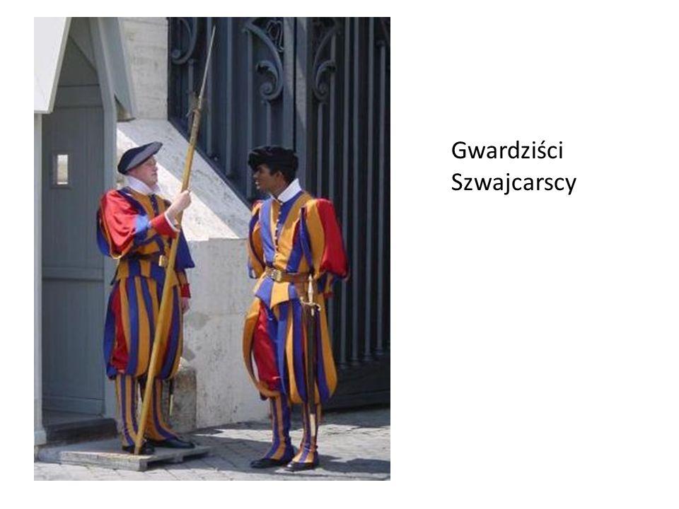 Gwardziści Szwajcarscy