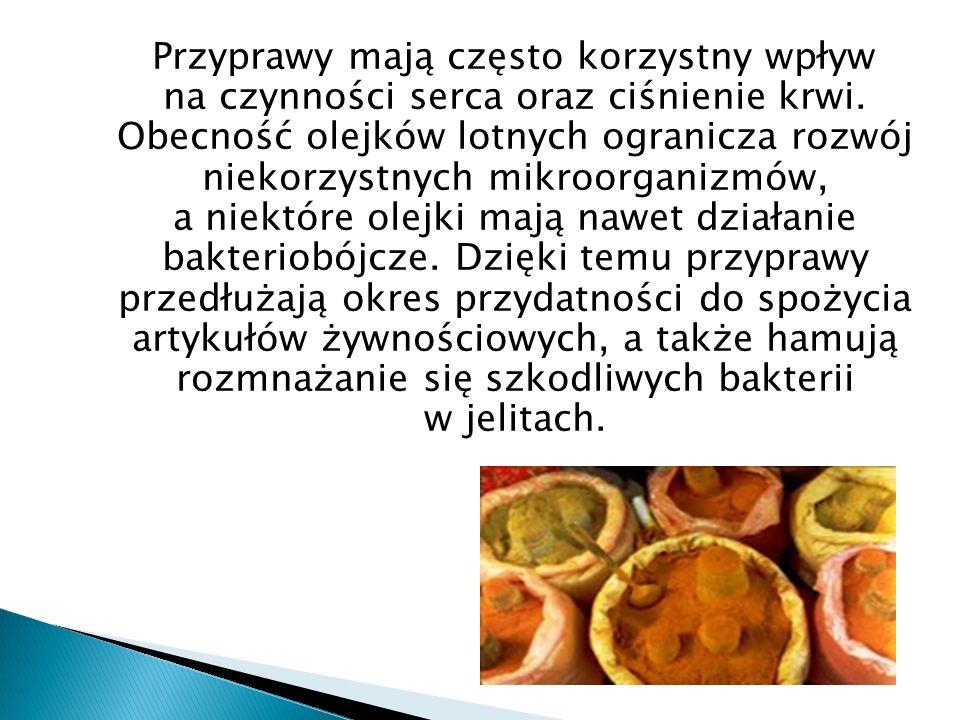 Roślina lecznicza Surowiec zielarski : Ziele majeranku zawiera olejek majerankowy.