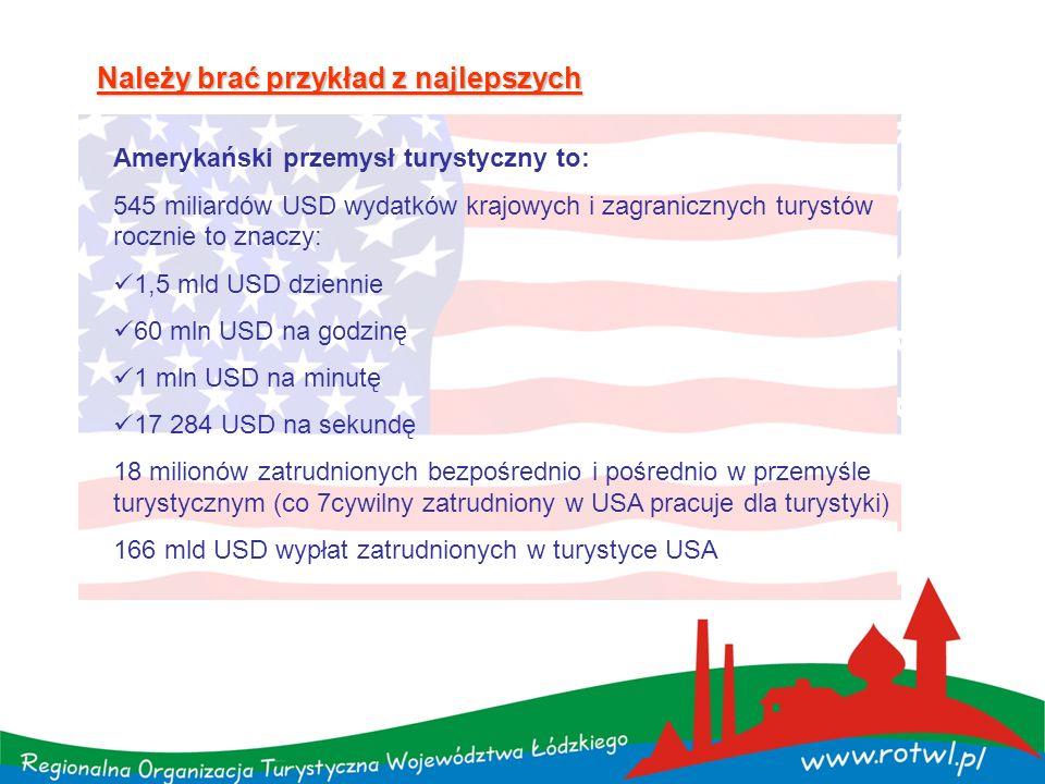 Ok.6% PKB 53,8 mln przyjazdów ogółem 11,9 mln przyjazdów turystów Ok.