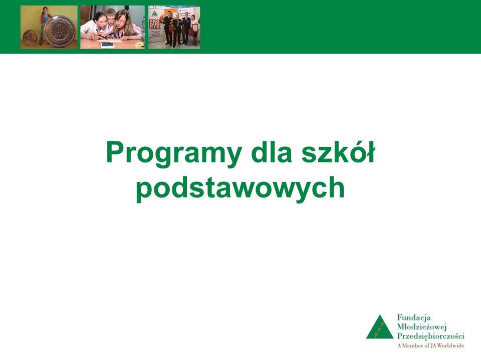 Od grosika do złotówki Projekt dla uczniów klasy III szkoły podstawowej Cele programu: ukształtowanie u dzieci umiejętności z zakresu gospodarowania pieniędzmi, m.in.