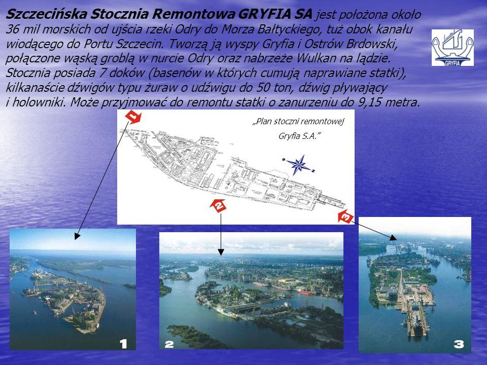 Stocznia Szczecińska Nowa – piąty w świecie producent nowoczesnych jednostek pływających. Powstała w roku 2002 na bazie upadłej spółki Stocznia Szczec