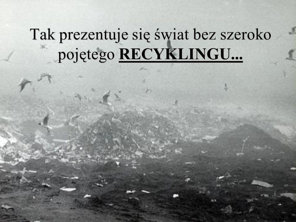 Sposoby upowszechniania utylizacji odpadków (recykling) Organizowanie rajdów ekologicznych dla młodzieży, dzieci i dorosłych. Targi ekologiczne Festyn