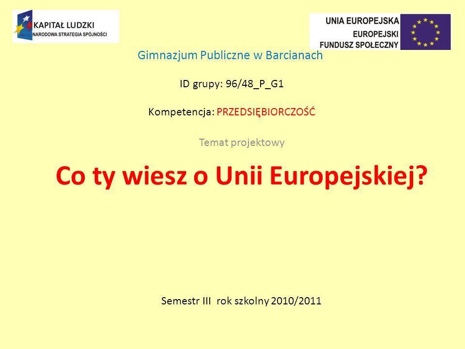 Problemy i spory Obywatel UE Promujemy kraje Gospodarka Unijna polityka fiskalna Fundusze i priorytety Plan prezentacji