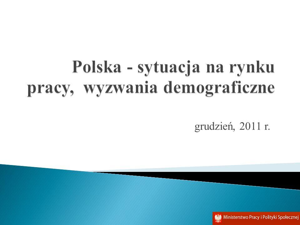 W 2010 r.według BAEL w Polsce było 17 660 tys. osób aktywnych (tj.