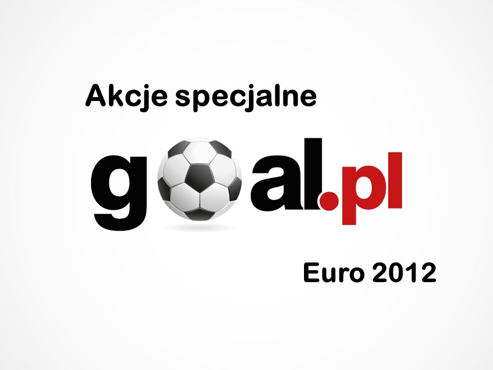 Akcje specjalne Euro 2012