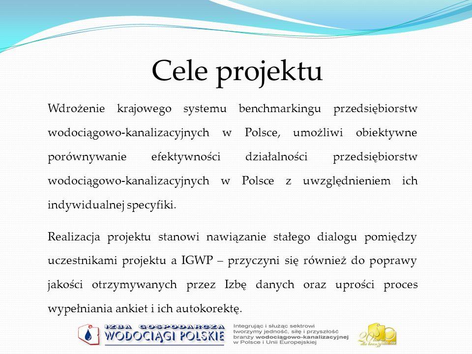 Wdrożenie krajowego systemu benchmarkingu przedsiębiorstw wodociągowo-kanalizacyjnych w Polsce, umożliwi obiektywne porównywanie efektywności działaln