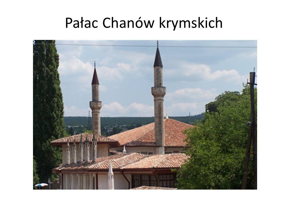 Pałac Chanów krymskich