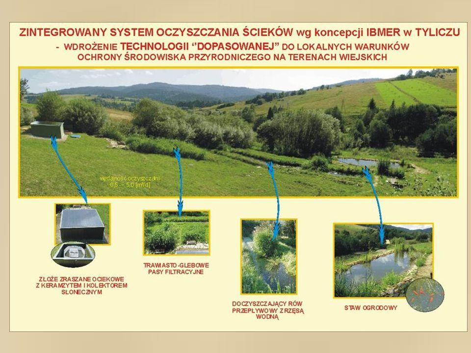 Stokowe złoża trawiasto-glebowe to oryginalny pomysł IBMER w Tyliczu w postaci bardzo skutecznych i jednocześnie estetycznych roślinnych pasów, przy których budowie wykorzystuje się naturalną konfigurację spadków terenowych, a poprzez specjalne wyprofilowanie ich dna i dobór mieszanki wypełnienia uzyskuje się pożądaną prędkość filtracji.