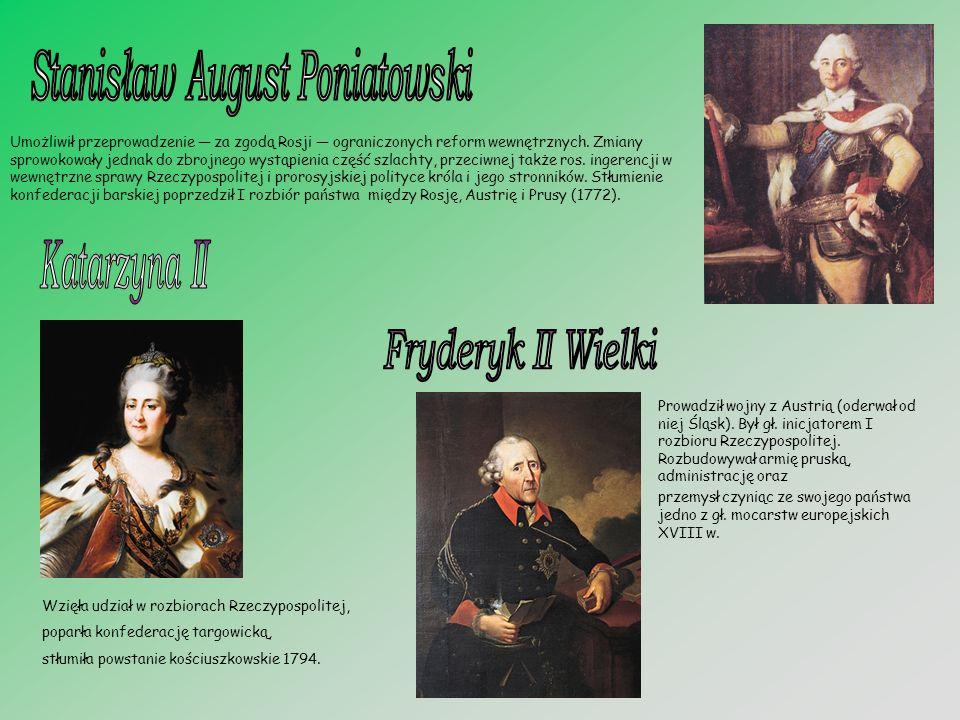 23 stycznia 1793 doszło do podpisania traktatu podziałowego między Katarzyną Wielką a Fryderykiem Wilhelmem II, po podpisaniu którego wojska pruskie weszły do Wielkopolski, a rosyjskie do wschodniej Polski.
