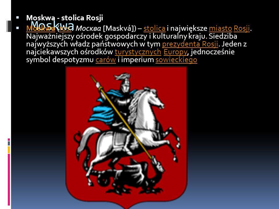 Geografia Geografia rosji Rosja położona jest na dwóch kontynentach: Europie i Azji.