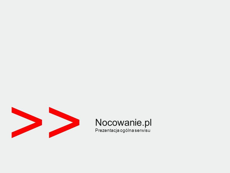 >> Nocowanie.pl Prezentacja ogólna serwisu