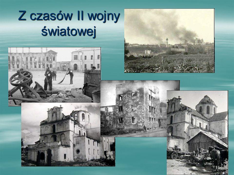 Z czasów II wojny światowej